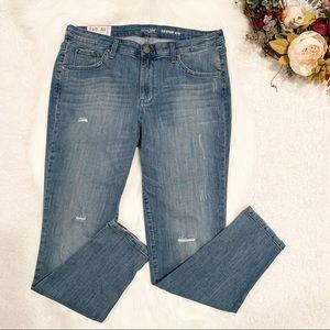 NWT Maison Jules Slim Boyfriend Jeans-Size 12